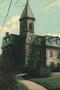Vintage postcard of the Andover Newton Theological School at Yale