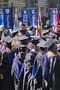 Yale graduates preparing for commencement