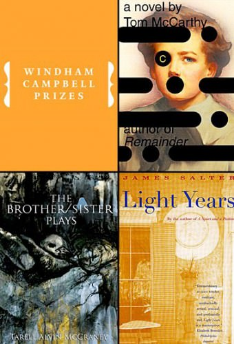 Windham Campbell Prizes Poster